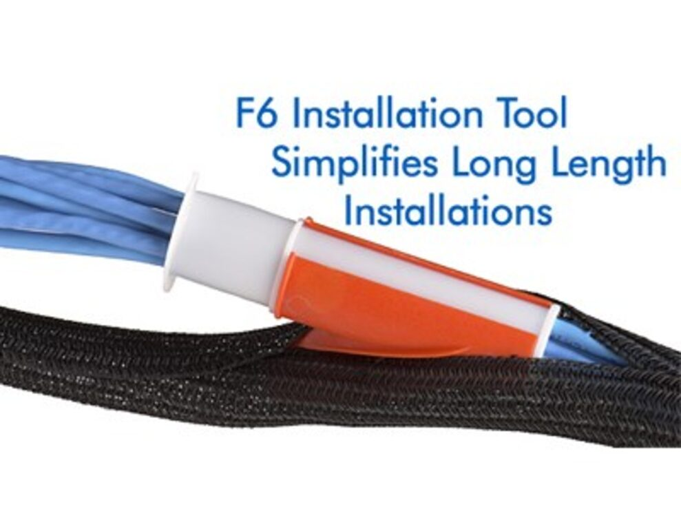 Picture of 1 1/2 Inch F6 Sleeving Installation Tool