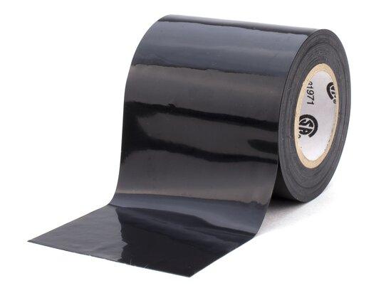 2 inch x 20 feet black electrical tape