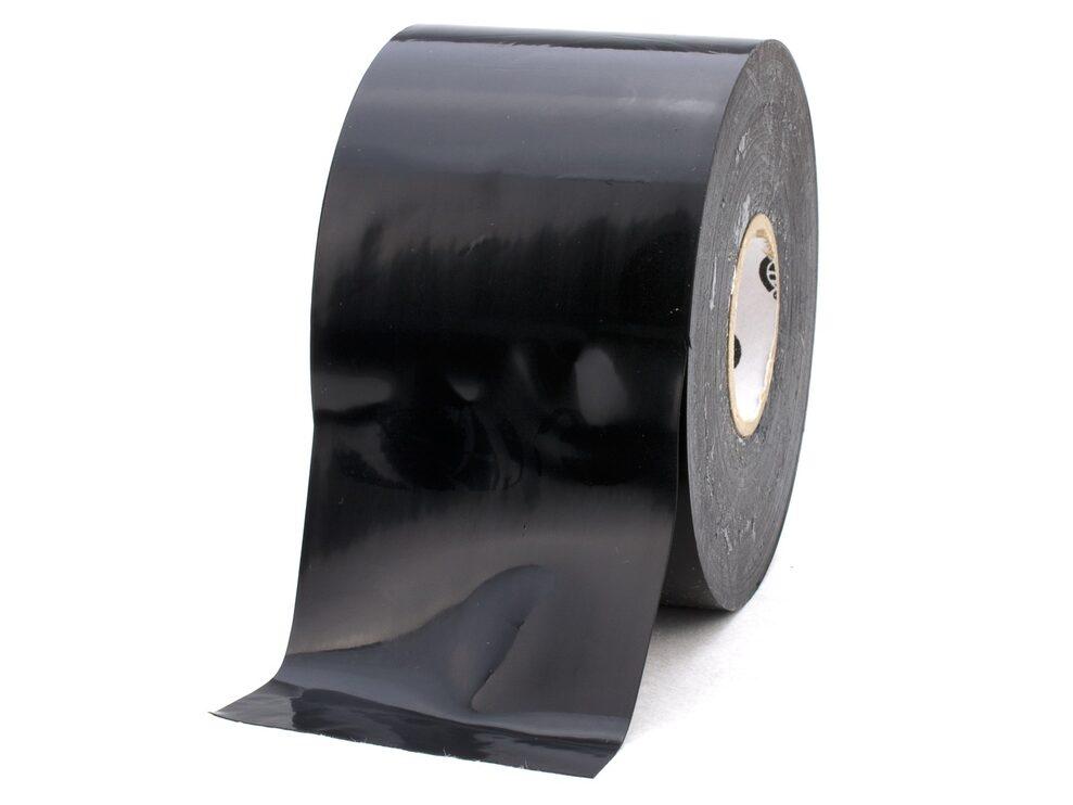 2 inch x 66 feet black electrical tape