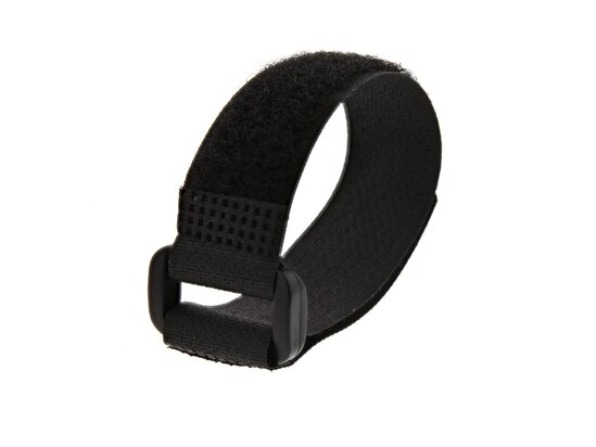 Picture of 8 Inch Black Cinch Strap - 5 Pack