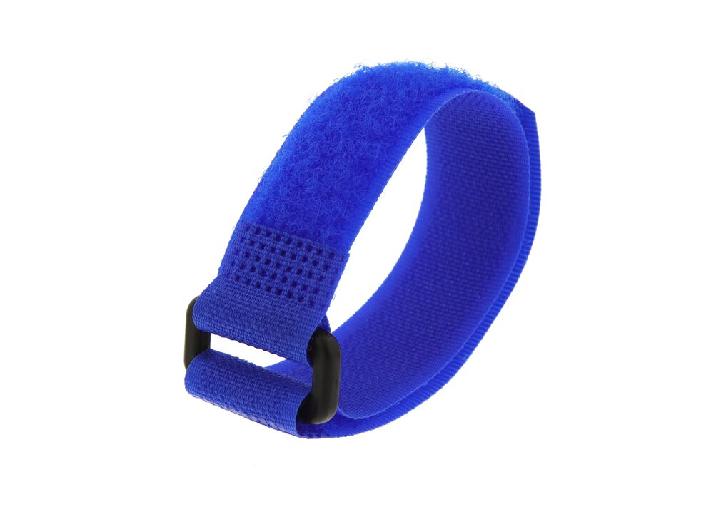 Picture of 8 Inch Blue Cinch Strap - 5 Pack