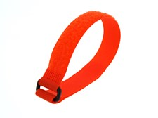 Picture of 12 Inch Orange Cinch Strap - 5 Pack