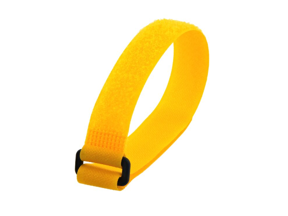 Picture of 12 Inch Yellow Cinch Strap - 5 Pack