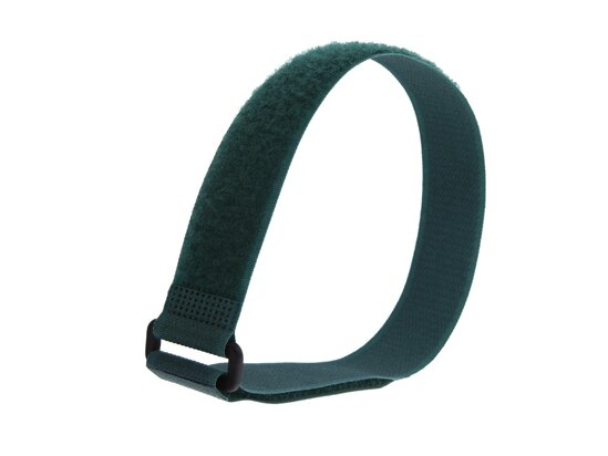 Picture of 18 x 1 Inch Green Cinch Strap - 5 Pack