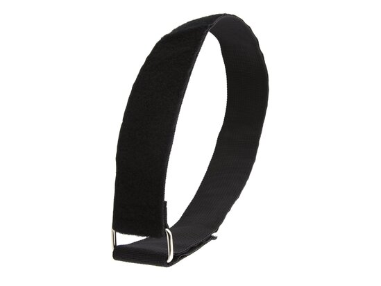 Picture of 30 x 2 Inch Heavy Duty Black Cinch Strap - 5 Pack