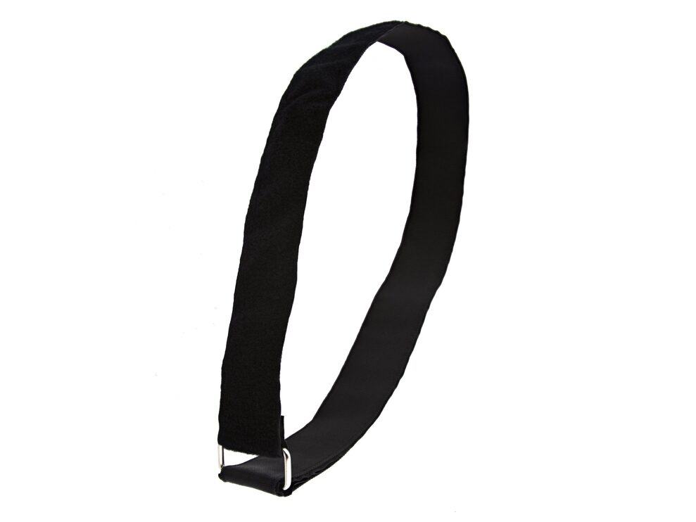 Picture of 42 x 3 Inch Heavy Duty Black Cinch Strap - 5 Pack