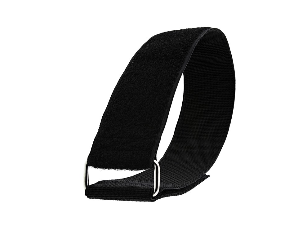 Picture of 24 x 2 Inch Heavy Duty Black Cinch Strap - 5 Pack