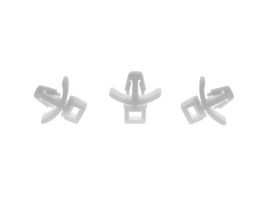 3.8mm push tie mount