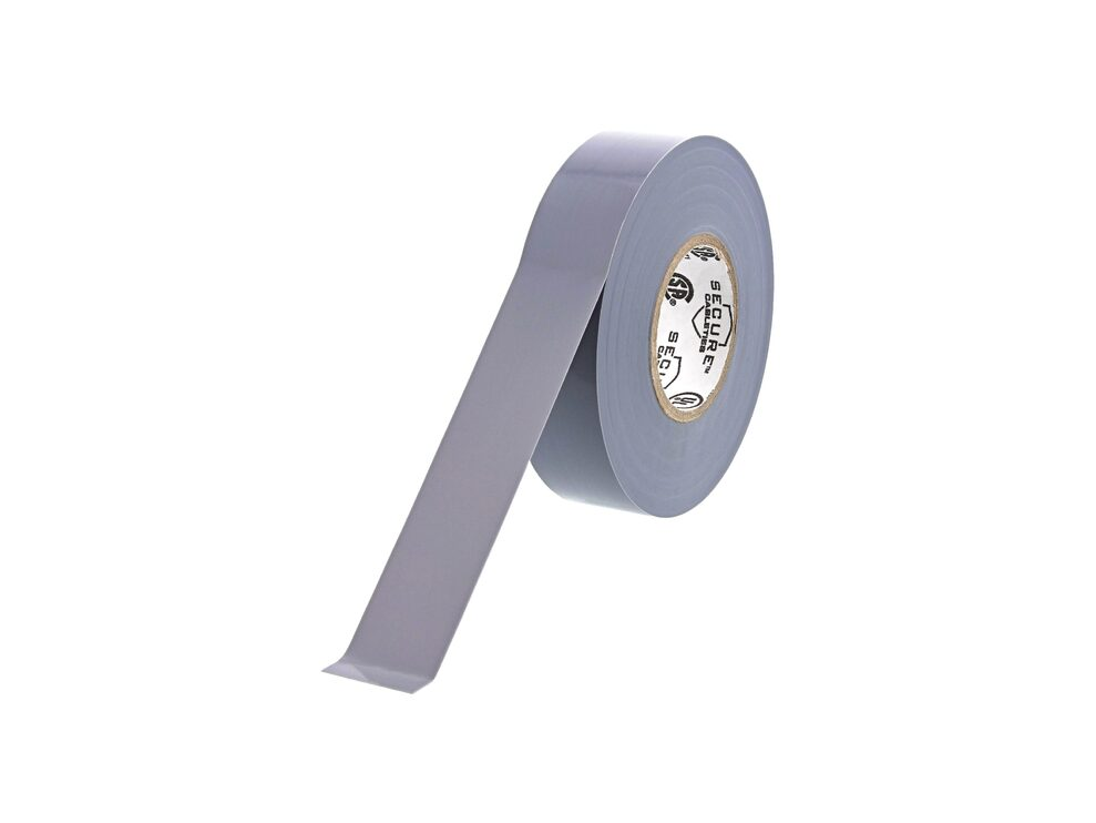 Picture of Gray Electrical Tape 3/4 Inch x 66 Feet