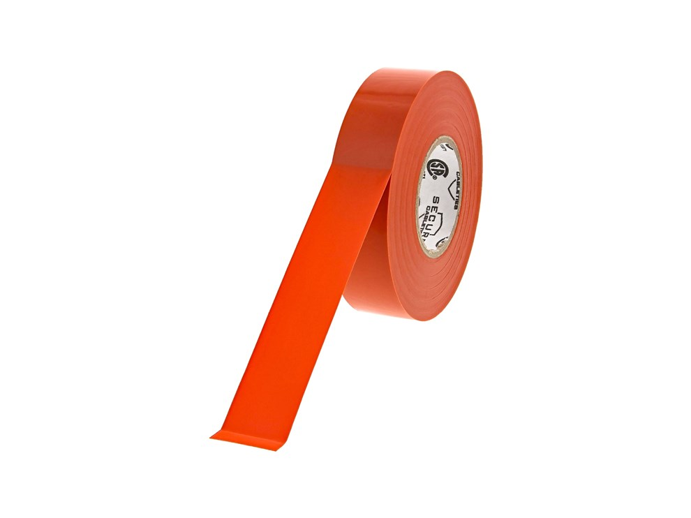 Picture of Orange Electrical Tape 3/4 Inch x 66 Feet