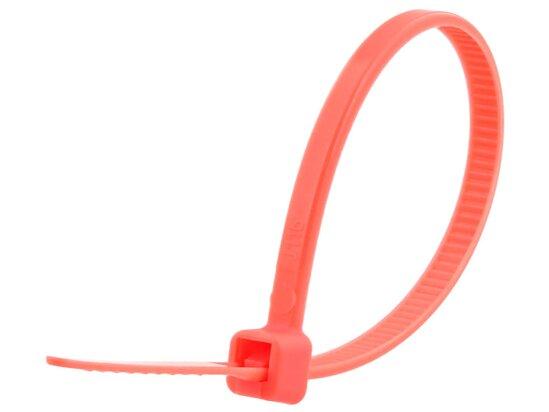 4 Inch Salmon Miniature Cable Tie
