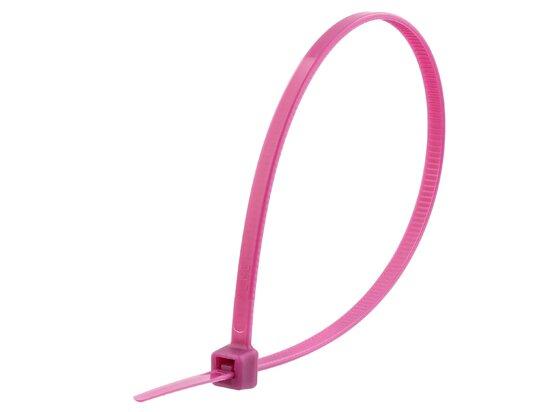 8 Inch Purple Intermediate Cable Tie