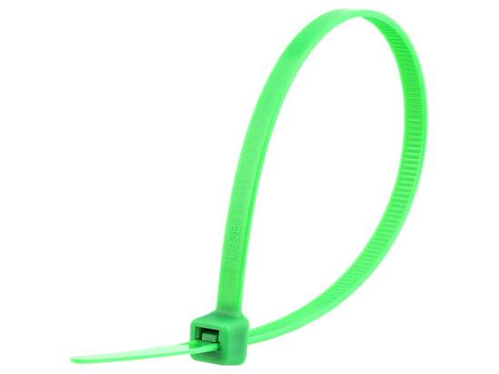 8 Inch Green Standard Cable Tie