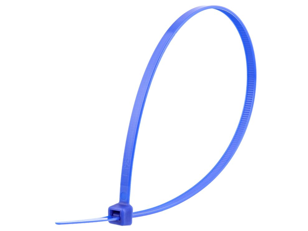 11 7/8 Inch Blue Standard Cable Tie