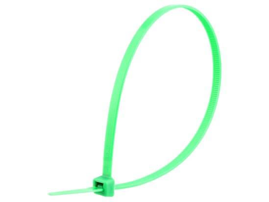 11 7/8 Inch Green Standard Cable Tie