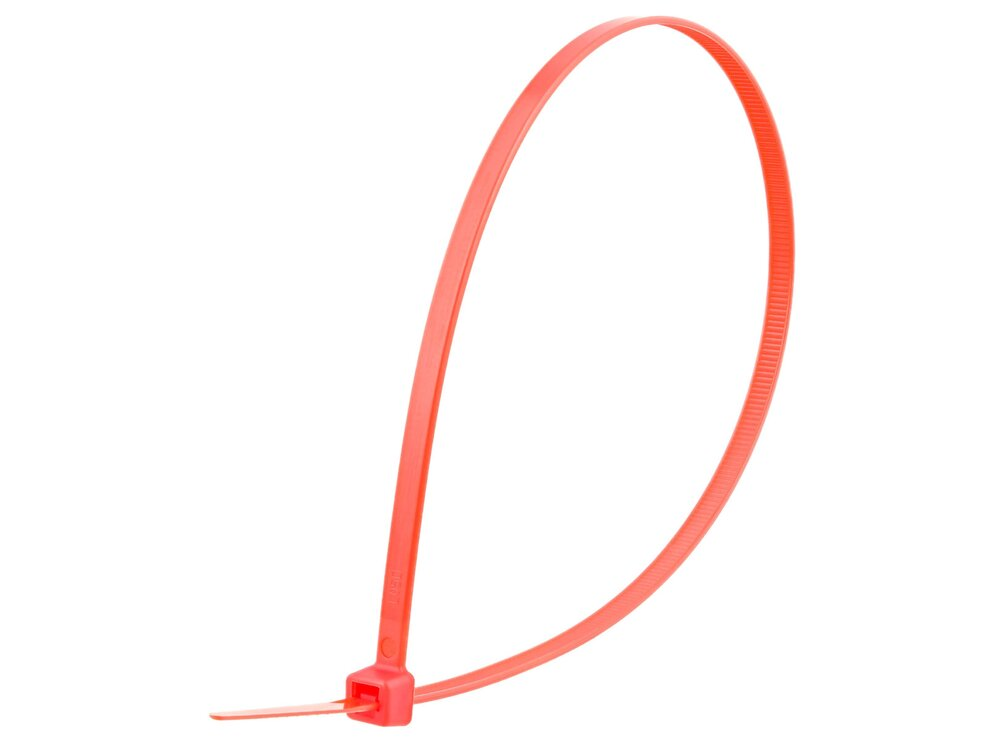 11 7/8 Inch Red Standard Cable Tie