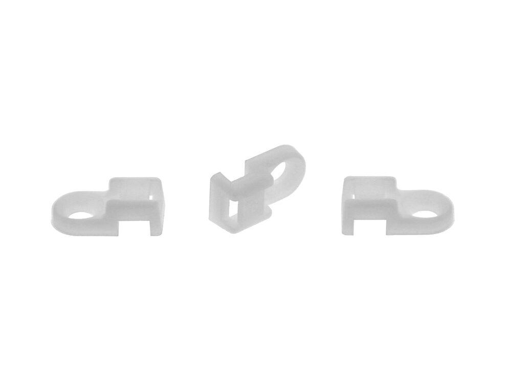 natural 3.3mm saddle tie mount