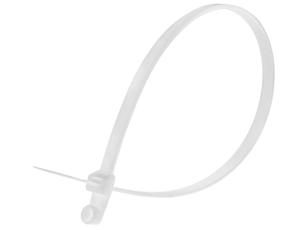 16 Inch Natural Heavy Duty Mount Head Cable Tie