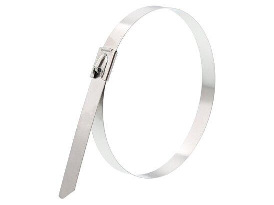 12 Inch Heavy Duty Stainless Steel Cable Tie