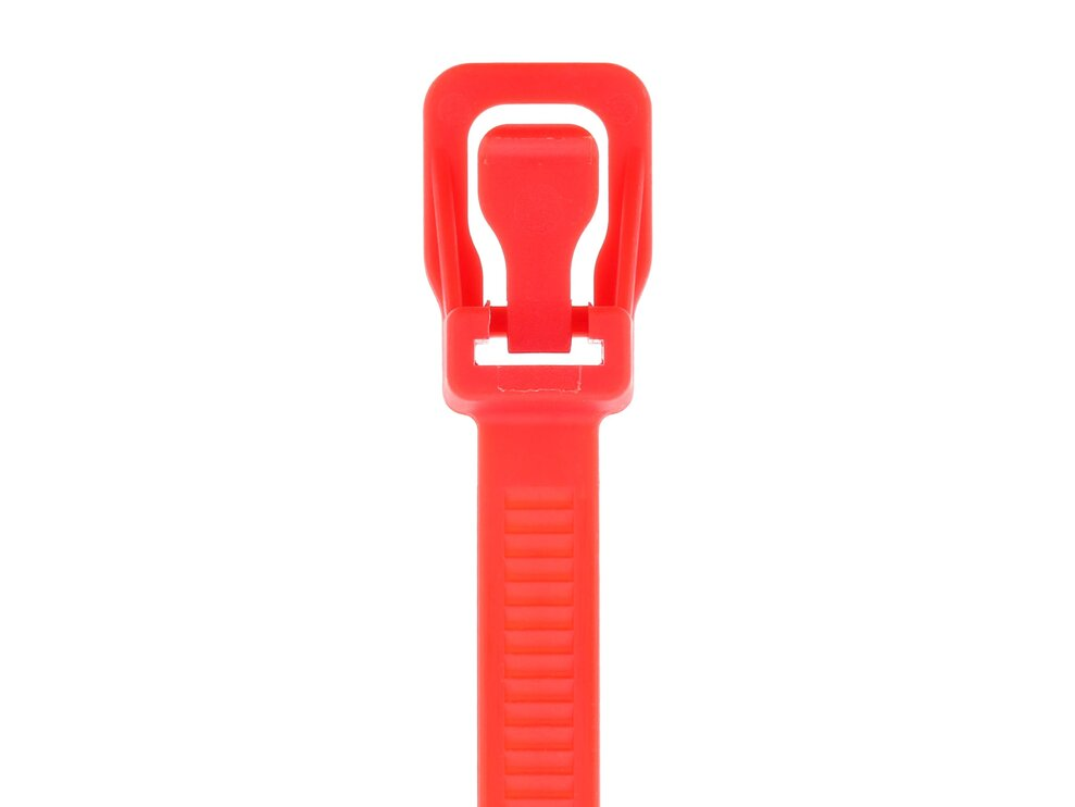Picture of RETYZ WorkTie 14 Inch Red Releasable Tie - 20 Pack
