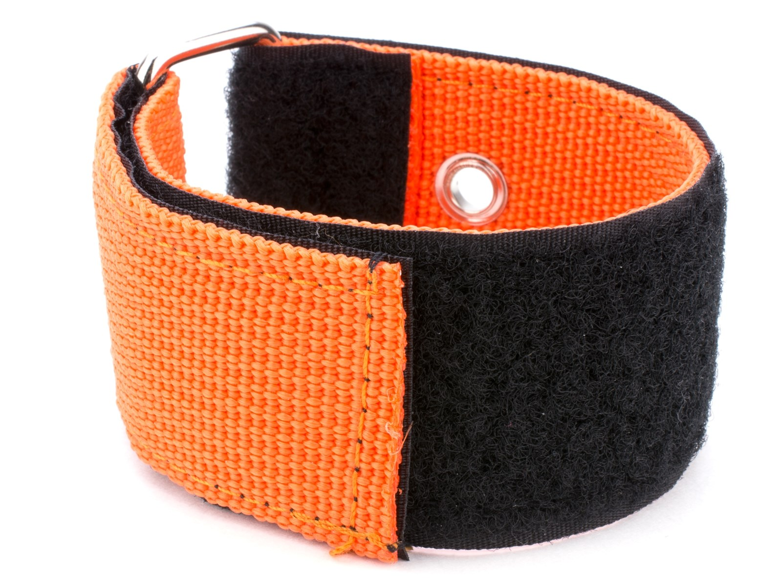 12 Inch Orange Cinch Strap - 2 Pack - Secure™ Cable Ties