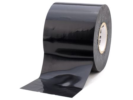 2 inch x 44 feet black electrical tape