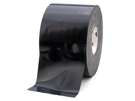 2 inch x 66 feet black electrical tape