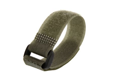 Picture of 8 Inch Camouflage Green Cinch Strap - 5 Pack