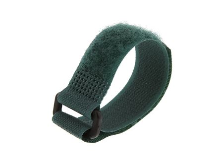 Picture of 8 Inch Green Cinch Strap - 5 Pack