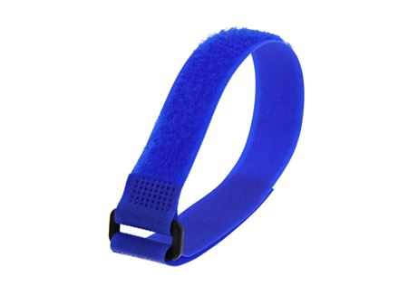Picture of 12 Inch Blue Cinch Strap - 5 Pack