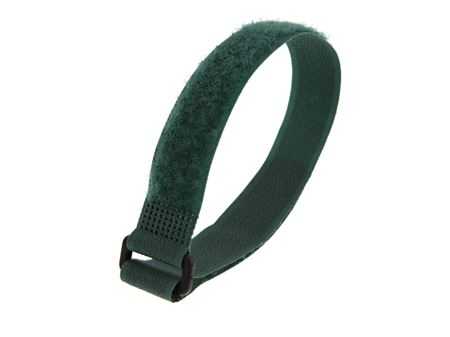 Picture of 12 Inch Green Cinch Strap - 5 Pack
