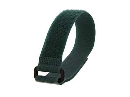 Picture of 12 x 1 Inch Green Cinch Strap - 5 Pack