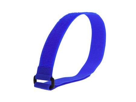 Picture of 18 x 1 Inch Blue Cinch Strap - 5 Pack