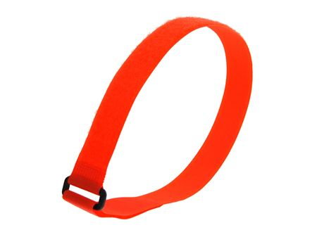 Picture of 24 x 1 Inch Orange Cinch Straps - 2 Pack
