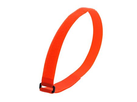 Picture of 30 x 1 Inch Orange Cinch Straps - 2 Pack