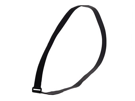 Picture of 60 x 1 Inch Black Cinch Strap - 1 Pack