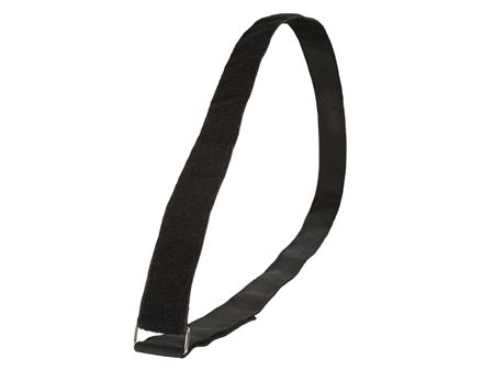 Picture of 72 x 2 Inch Heavy Duty Black Cinch Strap - 5 Pack