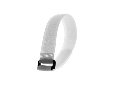 Picture of 12 Inch White Cinch Strap - 5 Pack
