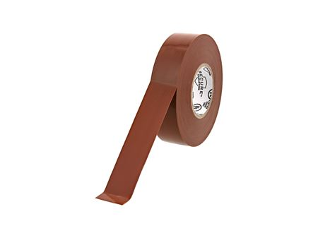 Picture of Brown Electrical Tape 3/4 Inch x 66 Feet