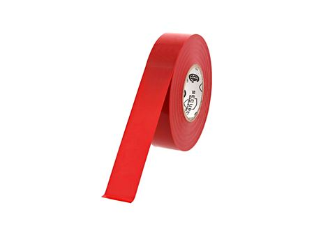 Picture of Red Electrical Tape 3/4 Inch x 66 Feet
