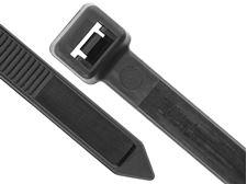 60 Inch Black UV Extra Heavy Duty HVAC Cable Tie