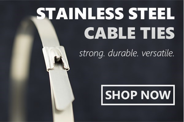 Stainless Steel Cable Ties